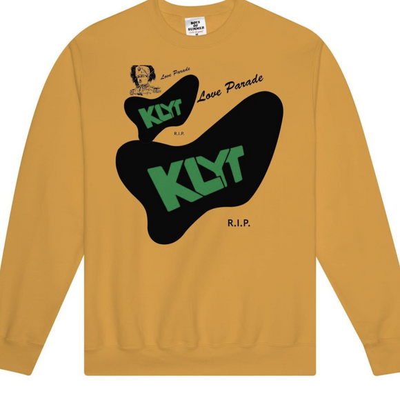 Boys of Summer - KLYT LOVE PARADE Crewneck