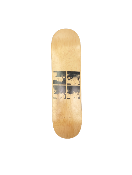 Glue Skateboards - Grain