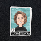 Deckaid - Elissa Steamer collectible card