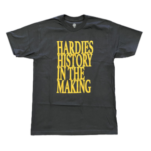 "Hardies Hardware - ""History In The Making"" Tee"