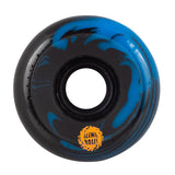 Santa Cruz - Swirly Black Blue Swirl 78a Slime Balls 65mm