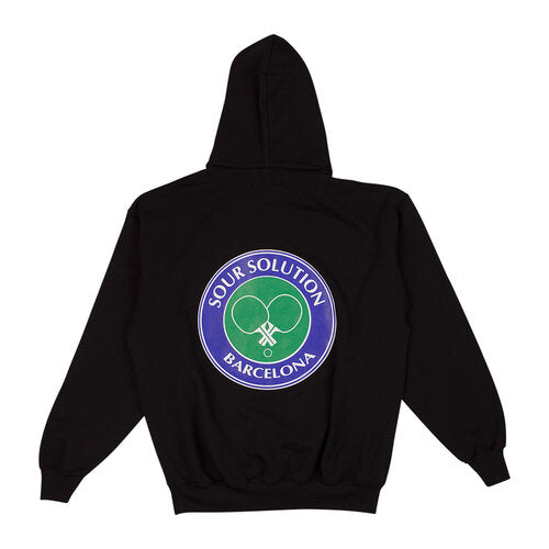Sour - Estate Hoodie (Black)