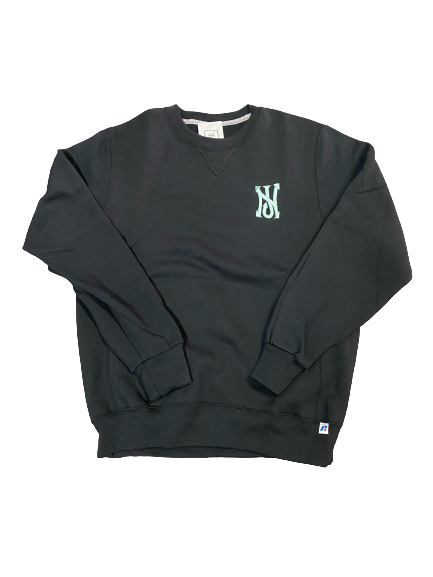 NJ - Street Logo Embroidered Crewneck