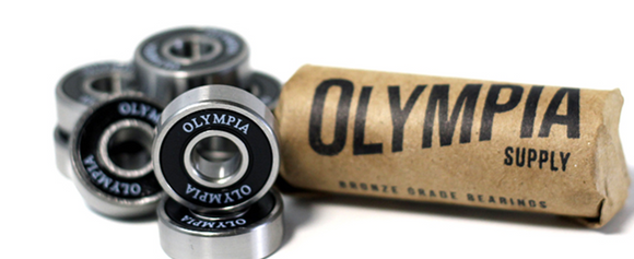 Olympia- BRONZE GRADE BEARINGS