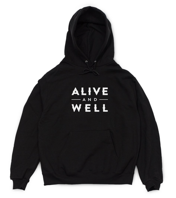 Alive and Well - Hoodie