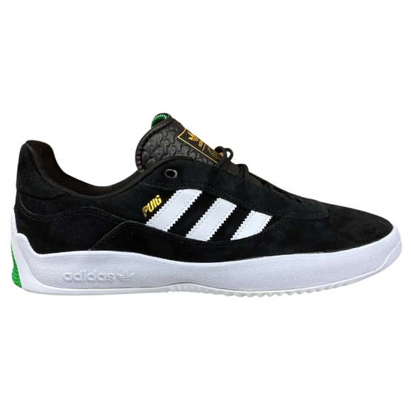 Adidas - Puig (Core Black/Footwear White/Vivid Green)