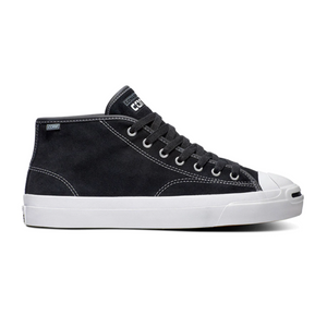 Converse cons - Jack Purcell Pro Mid (Black/White/Black)