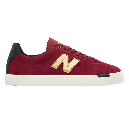 New Balance Numeric - 22RNG (Red/Gold)