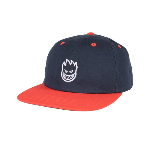 Spitfire - Lil Bighead Adjustable Strap Hat (Navy/Red/White)