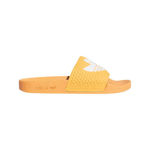Adidas - Shmoofoil Slide (Hazy Orange / Cloud White / Cloud White)