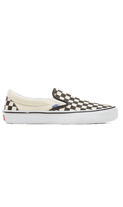 Vans - Slip On Pro Checkerboard