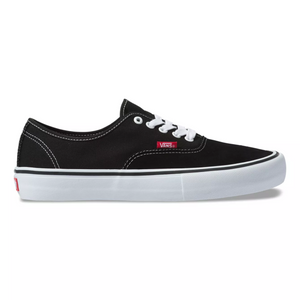 Vans - Authentic Pro Black / White