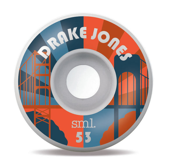 Sml Wheels - Drake Jones 53mm