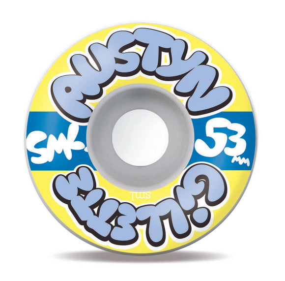 Sml Wheels - Gillette Wide 99a 53mm