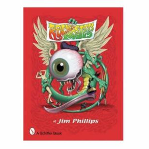 The Rock Posters of Jim Phillips book