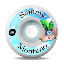 SML - Sammy Montano Tide Pool 54mm