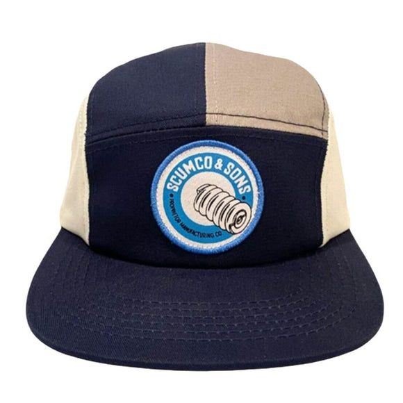 Scumco & Sons - 5 Panel Hat