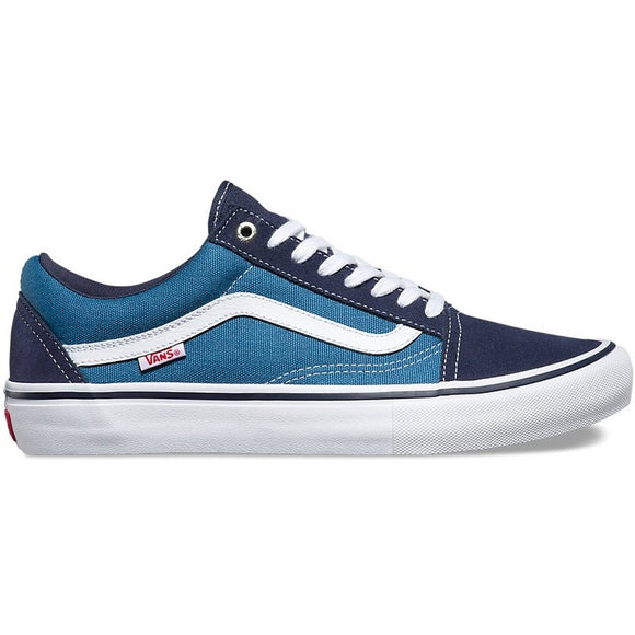 Vans - Old Skool Pro Navy/White