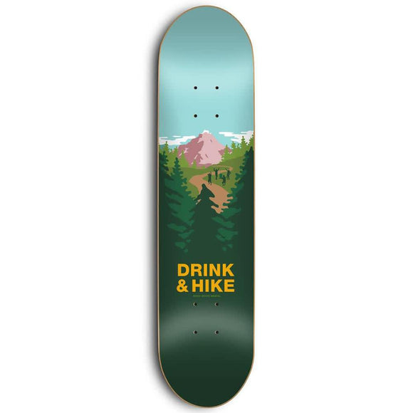 Skate Mental - Drink & Hike