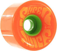 OJ - Super Juice 78A Cruiser Wheels