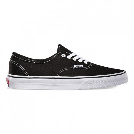 Vans - Authentic Black/White