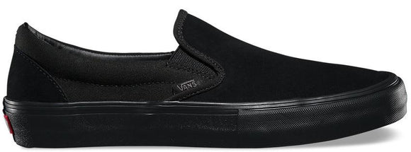 Vans - Slip On (Black/Black)