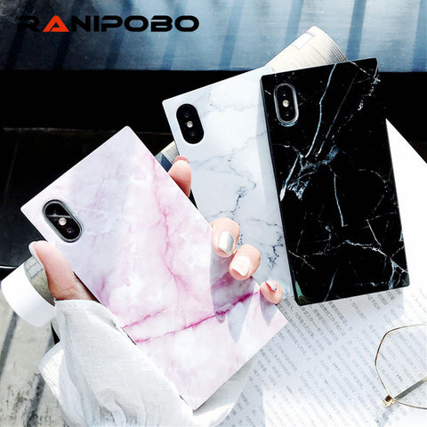 Marble Box Iphone Case