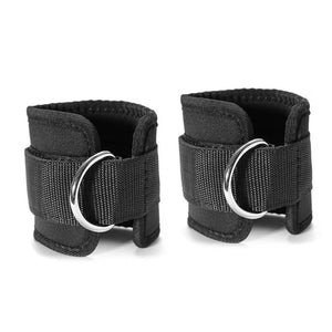 Resistance Band D-ring Ankle Strap