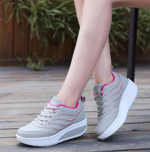 Light Weight Breathable Slimming Shoes