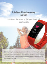 Load image into Gallery viewer, Blood Pressure Pulse Monitors Smart Wrist