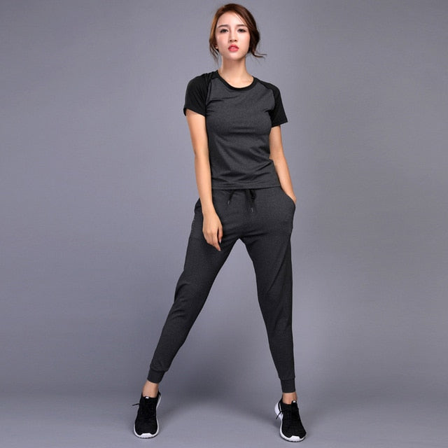 Fitness Training Yoga Suit