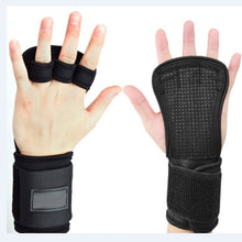 Load image into Gallery viewer, Leather Palm Grip Gloves