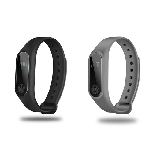Smartband Bluetooth Heart Rate Blood Pressure Monitor