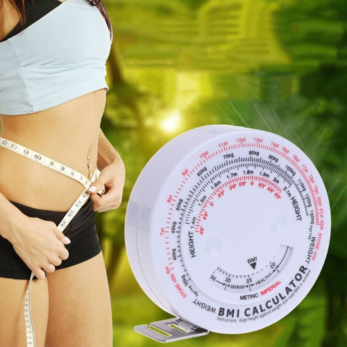 Body Mass Retractable Tape
