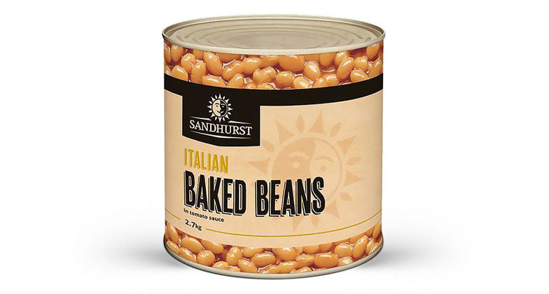 Baked Beans (In Sauce) 2.7kg