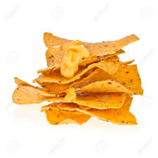 Nacho Cheese Corn Chips 1kg