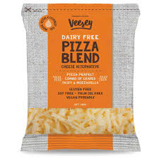 Veesey Vegan Pizza Blend cheese 1.25kg x2 box 2.5kg total