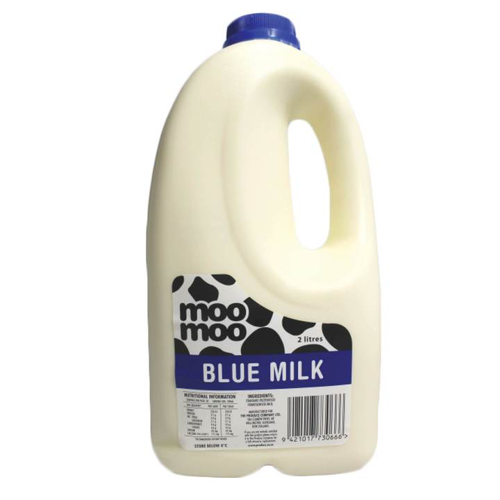 Moo Moo Fresh NZ Milk 1L