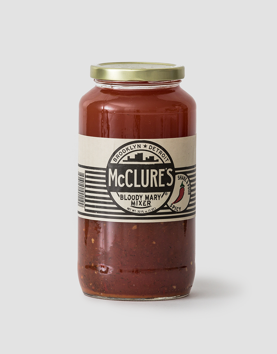 Cook & Nelson,  McClure's Bloody Mary Mix - 946ml