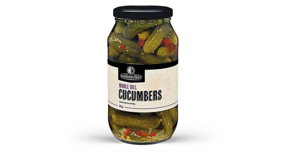 Sandhurst Gherkins/Cucumber (With Dill) 1.9kg