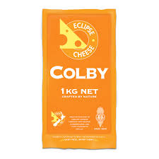 Colby Block Cheese 1kg