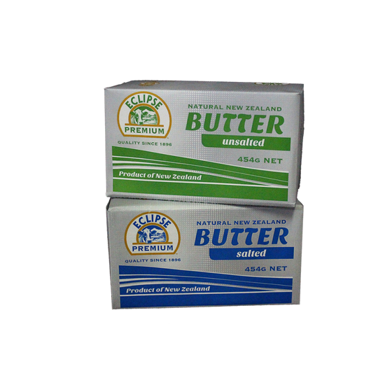 NZ Butter Unsalted 250g