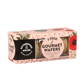 Gourmet Wafers-60g 3 Seed