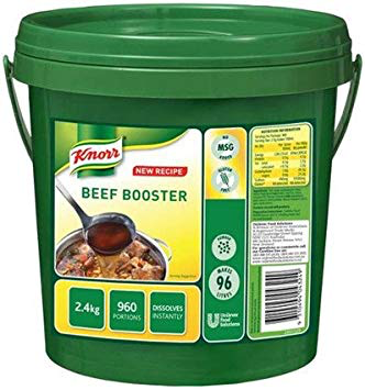 Knorr Beef booster 2.4kg