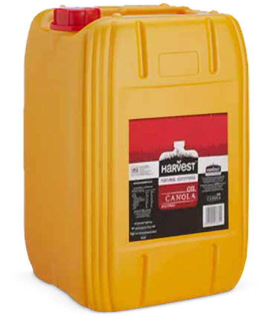 Harvest Canola Oil  20L Jerry Can