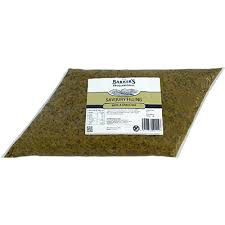 Barkers Basil and Garlic savoury pesto filling 1.25kg