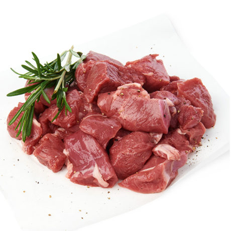 NZ Lamb Diced Leg (Per/ Kg)