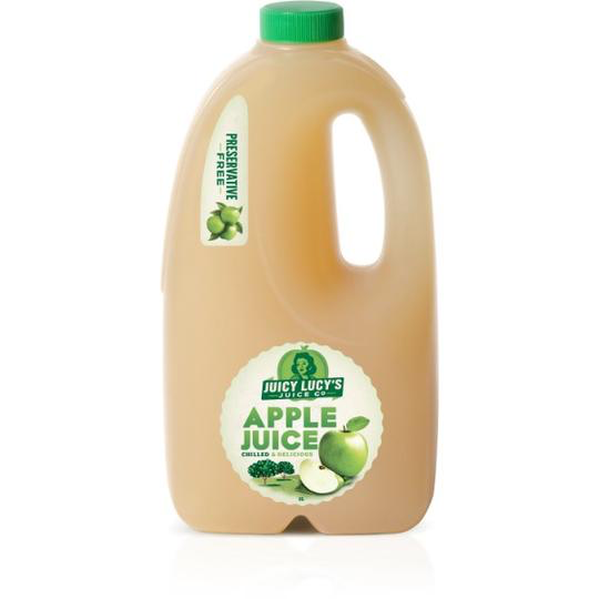 Juicy Lucy Apple Juice 2L