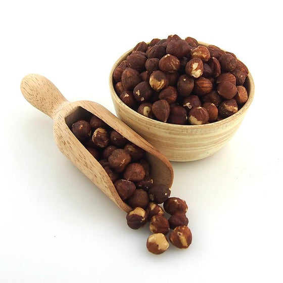 Hazelnuts Natural/Whole 1kg