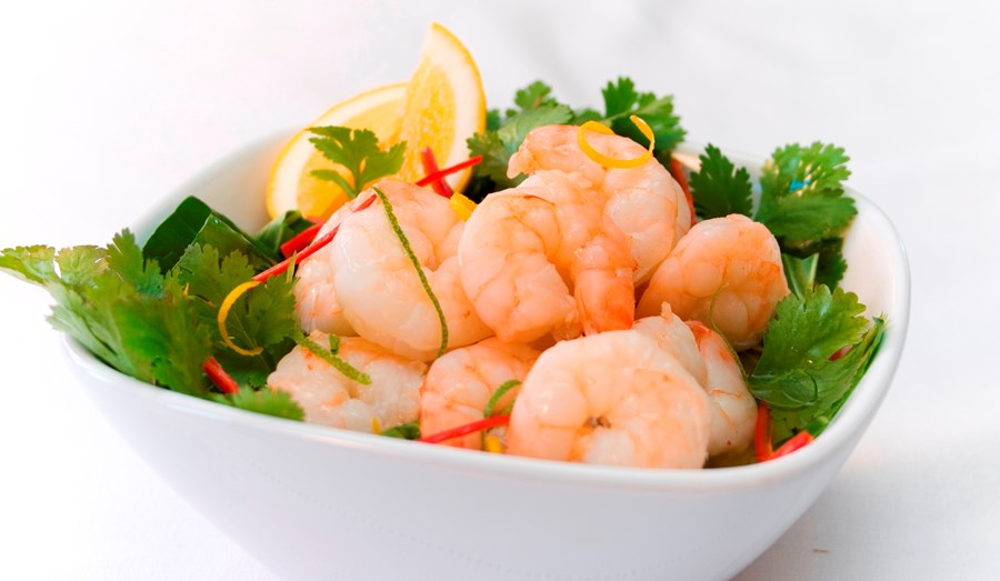 SM  Shrimp Cooked & Peeled 1kg